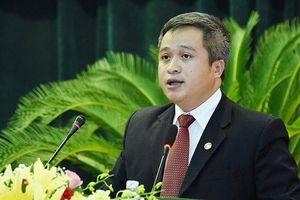 Đồng chí Trần Tiến Hưng, Phó Bí thư Tỉnh ủy Hà Tĩnh được bầu làm Chủ tịch UBND tỉnh Hà Tĩnh