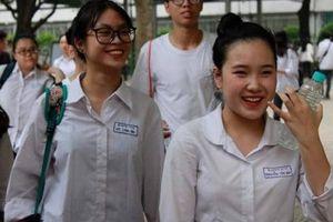 Hà Nội có số thí sinh đạt từ 27 điểm trở lên đứng đầu cả nước