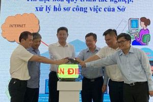 Sở Kế hoạch và Đầu tư triển khai mô hình cơ quan điện tử