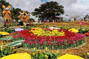 Festival hoa Đà Lạt 2019 diễn ra trong 5 ngày