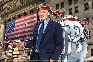 Giá Bitcoin hôm nay 15/7: Tổng thống Mỹ là nguyên nhân khiến tiền điện tử tăng giá?
