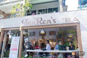 Hàng loạt quán trà sữa Ten Ren của Coffee House bất ngờ đóng cửa