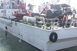 Chiều 16-7, tàu có 6 ngư dân trôi dạt ở vùng biển Hoàng Sa sẽ vào đất liền