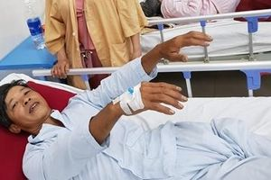 Kịp thời cứu sống bệnh nhân bị đột quỵ liệt tứ chi