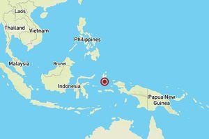 Indonesia ghi nhận hàng chục dư chấn sau động đất