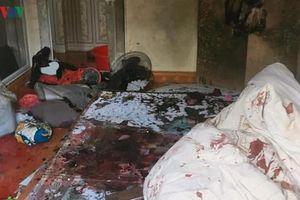 Vụ đốt nhà kinh hoàng ở Sơn La: Hung thủ đã tử vong