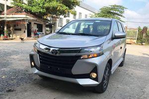 Toyota Avanza 2019 về Việt Nam có gì khác biệt?