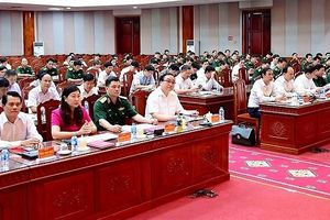 Diễn tập khu vực phòng thủ Thành phố Hà Nội năm 2019