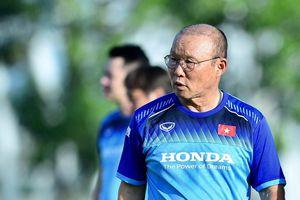 Vì sao HLV Park không đại diện Việt Nam dự bốc thăm vòng loại World Cup 2022?