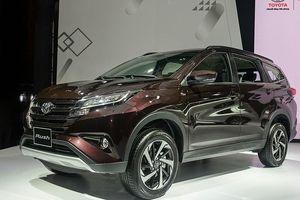 Toyota Rush tại Việt Nam có bị ảnh hưởng túi khí rèm?