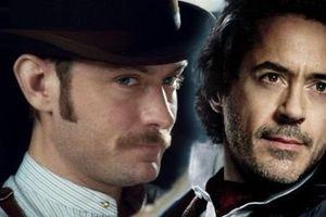Những lý do khiến 'Sherlock Holmes 3' bị trì hoãn