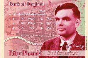 Tờ 50 bảng Anh sắp không còn như chúng ta biết