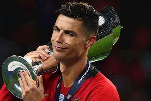 'Nếu dự Copa America, Ronaldo sẽ vô địch trước Messi'