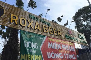 'Đất vàng' ở Viện Dệt may biến thành quán bia