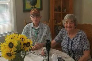 Sau 71 năm kết hôn, cặp vợ chồng Mỹ đã qua đời cùng một ngày