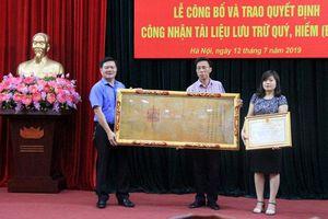 Sắc phong và cội nguồn văn hóa Việt