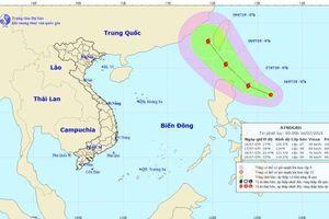 Nguy cơ hình thành bão gần Biển Đông trong khi Bắc Bộ đón đợt nắng nóng mới