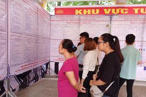 Hà Nội: Gần 72% người lao động muốn hỗ trợ và kết nối việc làm