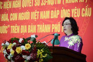 Hà Nội phát huy vai trò của Nhân dân trong phát triển văn hóa
