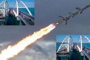 Ukraine dọa thổi bay cầu Crimea trong 'một nốt nhạc'