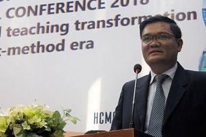 PGS.TS Nguyễn Minh Hà được bổ nhiệm làm hiệu trưởng Trường ĐH Mở TPHCM
