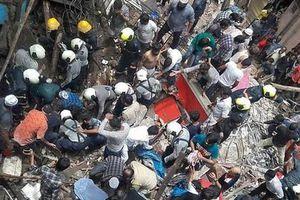 Ấn Độ: Sập tòa nhà 4 tầng, 4 người chết
