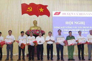 Hòa Vang kết nạp 692 đảng viên mới