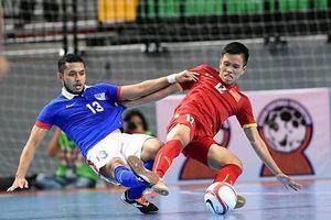 Bốc thăm lại giải futsal Đông Nam Á 2019, Việt Nam sớm gặp thử thách