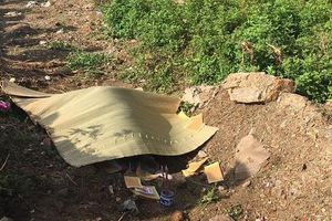 Điều tra vụ phát hiện thi thể nam thanh niên không mặc áo ở khu đất trống
