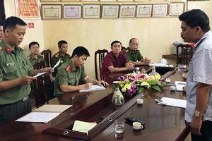 Trả hồ sơ để điều tra bổ sung vụ gian lận điểm thi ở Hà Giang