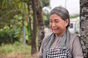 NSƯT Kim Xuân khóc hết nước mắt vì con trong 'Tình mẫu tử'