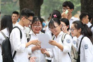 Bình quân 4,35 điểm, lịch sử về chót bảng thi THPT của Hà Nội