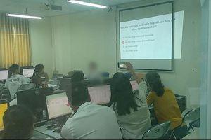Thâm nhập lò đào tạo chứng chỉ siêu cấp ở Đại học Tài nguyên Môi trường