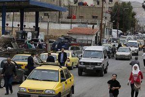 Dầu khí Syria tụt dốc vì nội chiến