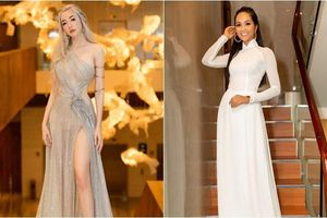 Elly Trần hóa 'mẹ Rồng' xuất sắc, H'Hen Niê khác lạ với áo dài