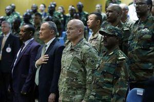Các quốc gia khu vực Sừng châu Phi và Mỹ tổ chức tập trận chung