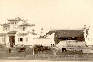 Ngắm loạt ảnh cực quý về Hà Nội năm 1885