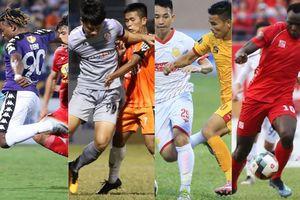 Vòng 16 V.League: 'Nhiệt độ' sân Hàng Đẫy và Thiên Trường đột ngột tăng