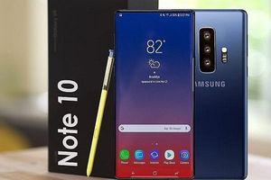Samsung ấn định ngày ra mắt Note 10, rò rỉ cấu hình siêu khủng