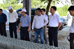Thừa Thiên Huế hỗ trợ, nhân rộng mô hình chế biến cát, sỏi từ rác thải xây dựng