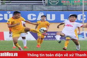 Vòng 16 V.League 2019: Thanh Hóa và thử thách lớn tại 'chảo lửa' Thiên Trường
