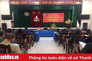 Cựu Thanh niên xung phong huyện Đông Sơn thi đua làm theo lời Bác