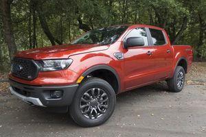Gần 8.000 xe Ford Ranger 2019 bị triệu hồi