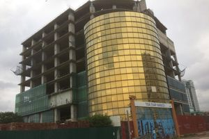Hà Nội: 'Bất lực' trước những dự án 'khủng' bỏ hoang