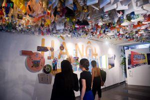 Những hình ảnh ấn tượng tại triển lãm 'Xả rác ít thôi'