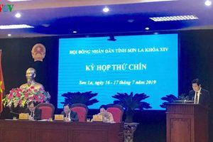 HĐND tỉnh Sơn La sẽ chất vấn về tình trạng xe quá khổ quá tải