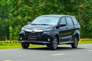 Hình ảnh chi tiết Toyota Avanza 2019 giá từ 544 triệu đồng tại Việt Nam