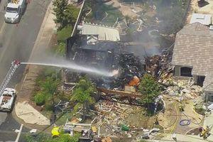 Nổ khí gas tại Nam California, Mỹ làm 16 người thương vong