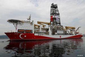 Phớt lờ lệnh trừng phạt của EU,Thổ Nhĩ Kỳ tiếp tục thăm dò dầu khí