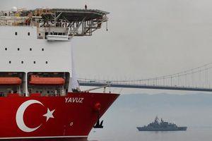 Quan hệ EU -Thổ Nhĩ Kỳ tiếp tục sóng gió vì lệnh trừng phạt
